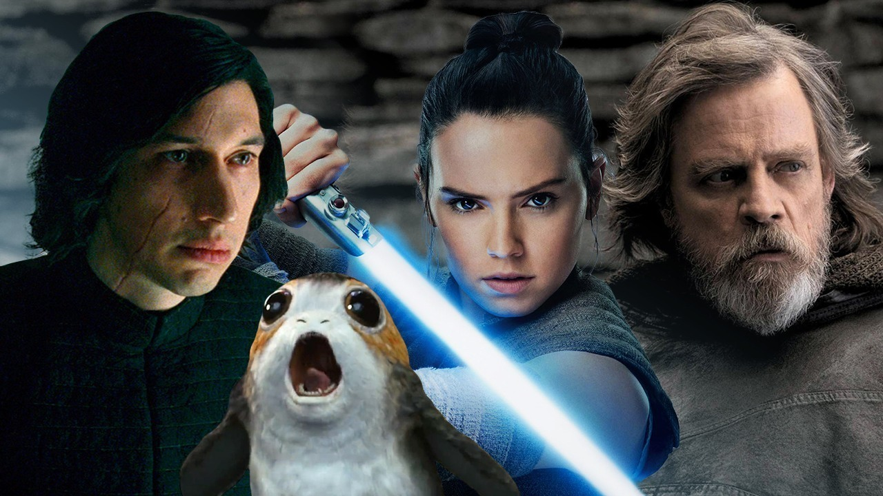 Every (Major) Character in Star Wars: The Last Jedi