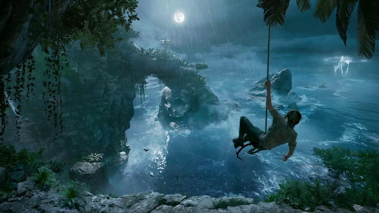 Shadow of the Tomb Raider E3 2018 Gameplay Demo Screens