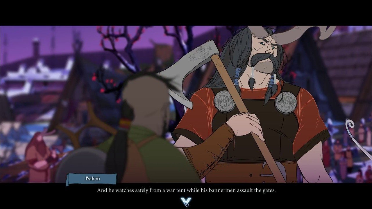 The Banner Saga 3 Review Screens