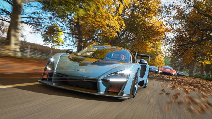 Forza Horizon 4: Every Season Is Racing Season - IGN First