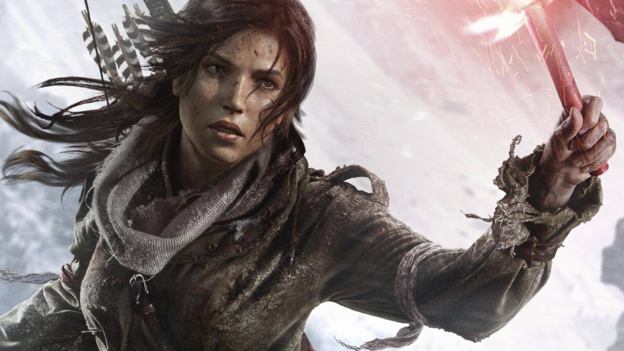 <b> 11. Rise of the Tomb Raider </b> <br /> <br /> Lara's first post-reboot sequel Rise of the Tomb Raider raises the bar for the entire action-adventure genre.