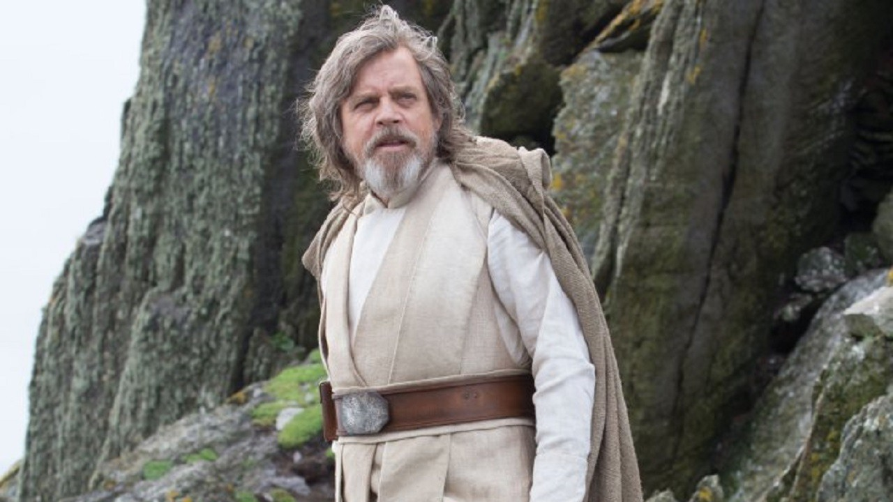 Luke Skywalker: After briefly appearing, silently, at the end of The Force Awakens, Mark Hamill is back as Luke for The Last Jedi. Luke, in case you somehow don't know, is the main protagonist of the original Star Wars trilogy, which sees him go from humble farmhand to intergalactic hero and Jedi master. In Force Awakens, we find that Luke has been living in self-imposed exile, but now Rey has arrived to learn at his feet. The only thing is... it seems like he doesn't want to teach her.