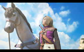 Dragon Quest XI S - Switch Screens (连续播放 Switch)