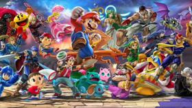 Smash Bros Switch Every Fighter Revealed (连续播放 Switch)