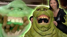 Ghostbusters Fans, Adopt a Life-Sized Slimer Today (视频 )